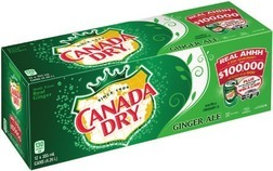 COCA-COLA, CANADA DRY or PEPSI Products 12x355mL Regular or Diet Assorted Varieties, AQUAFINA or DASANI Water 12x500mL or DASANI Sparkling Water 12x355mL
