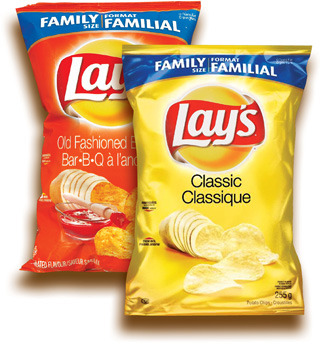 CROUSTILLES LAY'S | LAY'S POTATO CHIPS