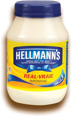 MAYONNAISE HELLMANN'S | HELLMANN'S MAYONNAISE