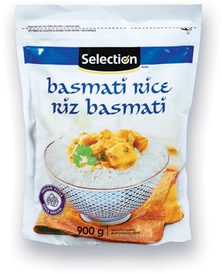 RIZ SELECTION