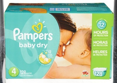 COUCHES POUR BÉBÉS PAMPERS   PAMPERS, HUGGIES BABY DIAPERS