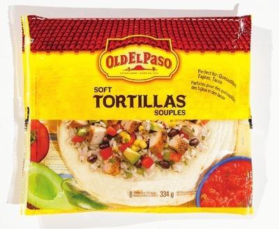 TORTILLAS OLD EL PASO | OLD EL PASO TORTILLAS