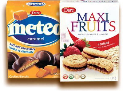 BISCUITS MAXI FRUITS DARE | DARE COOKIES