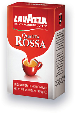 CAFÉ MOULU LAVAZZA | LAVAZZA GROUND COFFEE