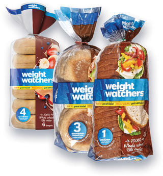 PAIN TRANCHÉ WEIGHT WATCHERS | WEIGHT WATCHERS BREAD