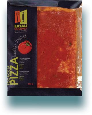 PIZZA AUX TOMATES | TOMATO PIZZA