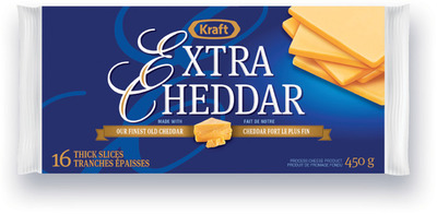 FROMAGE EXTRA CHEDDAR KRAFT | KRAFT EXTRA CHEDDAR CHEESE