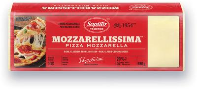 FROMAGE MOZZARELLISSIMA SAPUTO | SAPUTO MOZZARELLISSIMA CHEESE