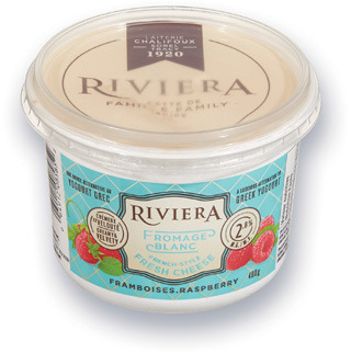 FROMAGE BLANC RIVIERA | RIVIERA FRESH CHEESE OR YOGURT
