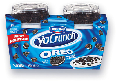 YOGOURT DANONE YOCRUNCH | DANONE YOCRUNCH YOGURT