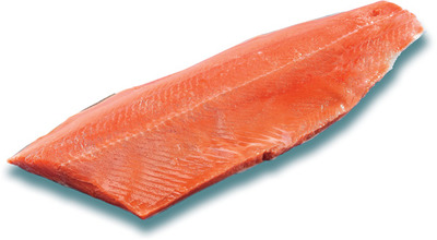 FILET DE SAUMON SOCKEYE SAUVAGE | WILD SOCKEYE SALMON FILLET