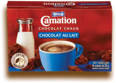 MÉLANGE À CHOCOLAT CHAUD CARNATION | CARNATION HOT CHOCOLATE MIX