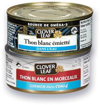 THON BLANC CLOVER LEAF | CLOVER LEAF WHITE TUNA