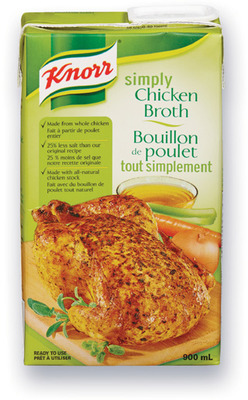 BOUILLON KNORR | KNORR BROTH