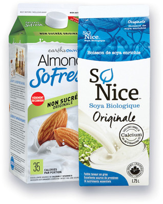 BOISSON RÉFRIGÉRÉE ALMOND SOFRESH | ALMOND SOFRESH, SO NICE REFRIGERATED DRINK