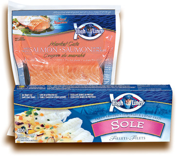 FILETS DE SOLE HIGH LINER | HIGH LINER SOLE FILLETS