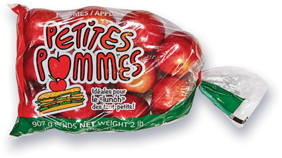 PETITES POMMES ROUGES | SMALL RED APPLES