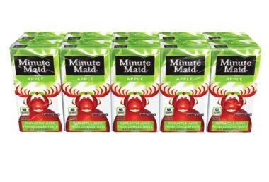 MINUTE MAID, ALLEN'S OR OASIS JUICES