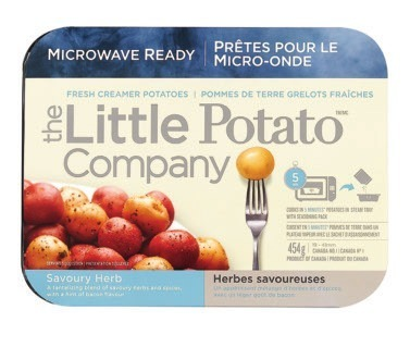 The Little Potato Company Fresh Creamer Potatoes