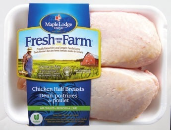 MAPLE LODGE FRESH FROM THE FARM FRESH CHICKEN BREAST