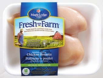 MAPLE LODGE FRESH CHICKEN BREAST