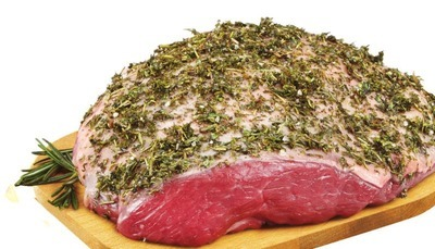 New Zealand Boneless Mediterranean Lamb Leg