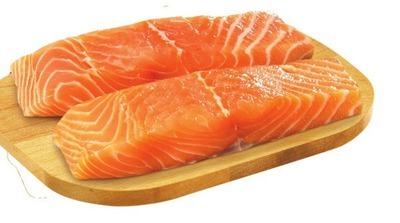Fresh Skinless Atlantic Salmon Portions