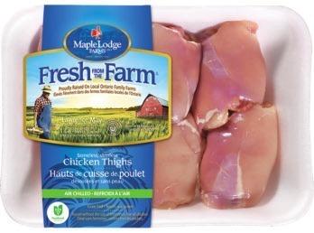 Maple Lodge Fresh Chicken Thighs