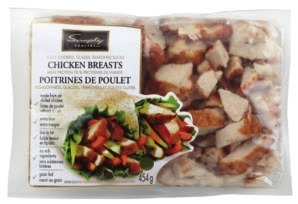 Simply Poultry Chicken Breast Slices