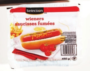 SELECTION WIENERS