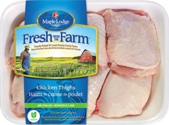MAPLE LODGE CHICKEN DRUMSTICKS OR THIGHS FRESH FROM THE FARM OR ZABIHA HALAL