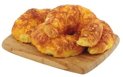 FRONT STREET BAKERY ALL BUTTER CHEESE CROISSANTS