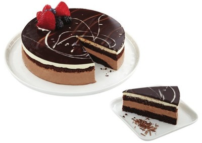 FRONT STREET BAKERY MOUSSE CAKE