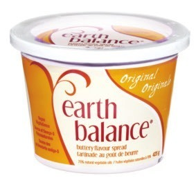EARTH BALANCE GLUTEN FREE BUTTERY SPREAD