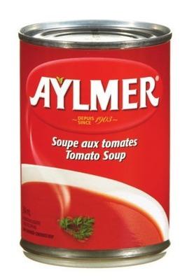 Aylmer Tomato Soup   Soupe aux tomates Aylmer
