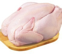 FRESH KOSHER WHOLE CHICKEN MARVID POULTRY