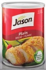 JASON PLAIN BREAD CRUMBS
