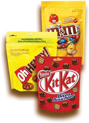 FRIANDISES CHOCOLATÉES NESTLÉ, MARS, HERSHEY'S, CADBURY | NESTLÉ, MARS, HERSHEY'S, CADBURY CHOCOLATE TREATS