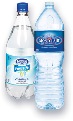 EAU DE SOURCE NATURELLE MONTCLAIR | MONTCLAIR NATURAL SPRING WATER