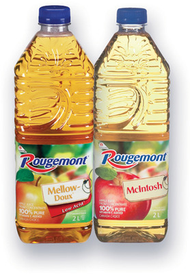 JUS DE POMME ROUGEMONT | ROUGEMONT APPLE JUICE