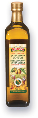 HUILE D'OLIVE EXTRA VIERGE AURORA | AURORA EXTRA VIRGIN OLIVE OIL