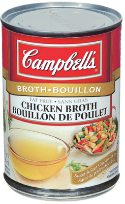 ACHETEZ DEUX BOUILLONS CAMPBELL'S | BUY TWO CAMPBELL'S BROTH
