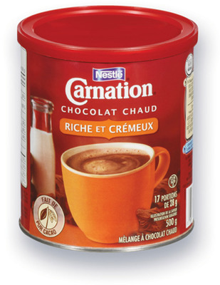 MÉLANGE À CHOCOLAT CHAUD NESTLÉ | NESTLÉ HOT CHOCOLATE MIX