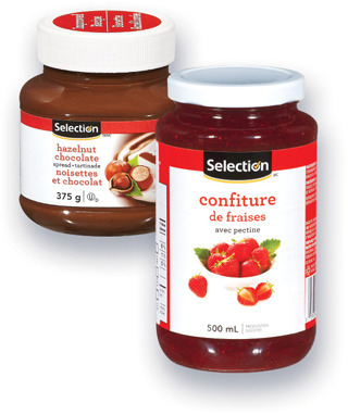 CONFITURE SELECTION | SELECTION JAM