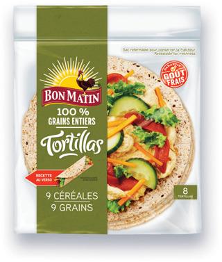 TORTILLAS BON MATIN | BON MATIN TORTILLAS
