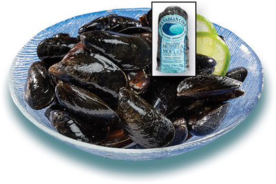 MOULES BLEUES | BLUE MUSSELS