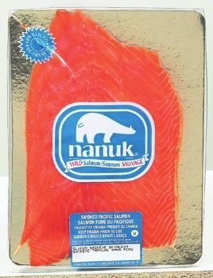 SAUMON SOCKEYE FUMÉ NANUK | NANUK SMOKED SOCKEYE SALMON