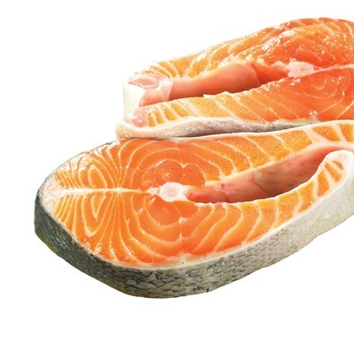 DARNES DE SAUMON ATLANTIQUE FRAIS | FRESH ATLANTIC SALMON STEAKS