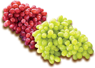 RAISIN ROUGE OU VERT SANS PÉPINS | SEEDLESS RED OR GREEN GRAPES