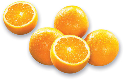 GROSSES ORANGES SANS PÉPINS | LARGE SEEDLESS NAVEL ORANGES